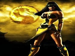 Tanya: Mortal Kombat