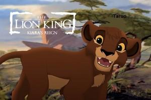 Taruo (cub, Kiara's daughter)