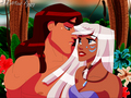 Tarzan and Kida - Good Morning, Princess