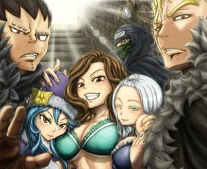 Team Fairy Tail B