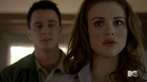 Teen wolf Season 4 Episode 3 Muted