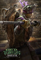 Teenage Mutant Ninja Turtles (2014) Poster: Donatello