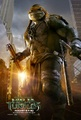 Teenage Mutant Ninja Turtles (2014) Poster: Michelangelo  - teenage-mutant-ninja-turtles photo