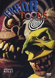 Terror Toons (DVD)