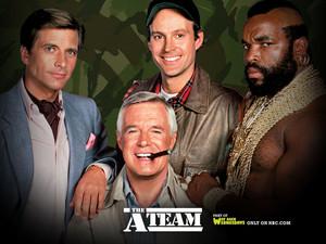 The A-Team <3