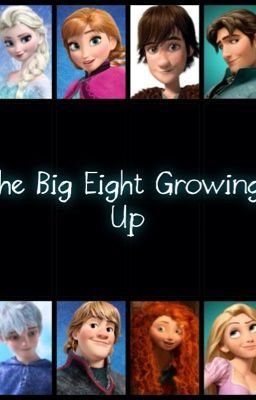 The Big Eight Growing Up (Book)