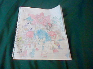 The Complete Sonic Comic Encyclopedia Cover