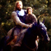 The Hound and Arya - sandor-clegane icon
