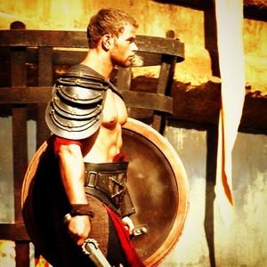 The Legend of Hercules tagahanga Art