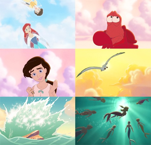Melody images The Little Mermaid 2 - Return To The Sea wallpaper and ...