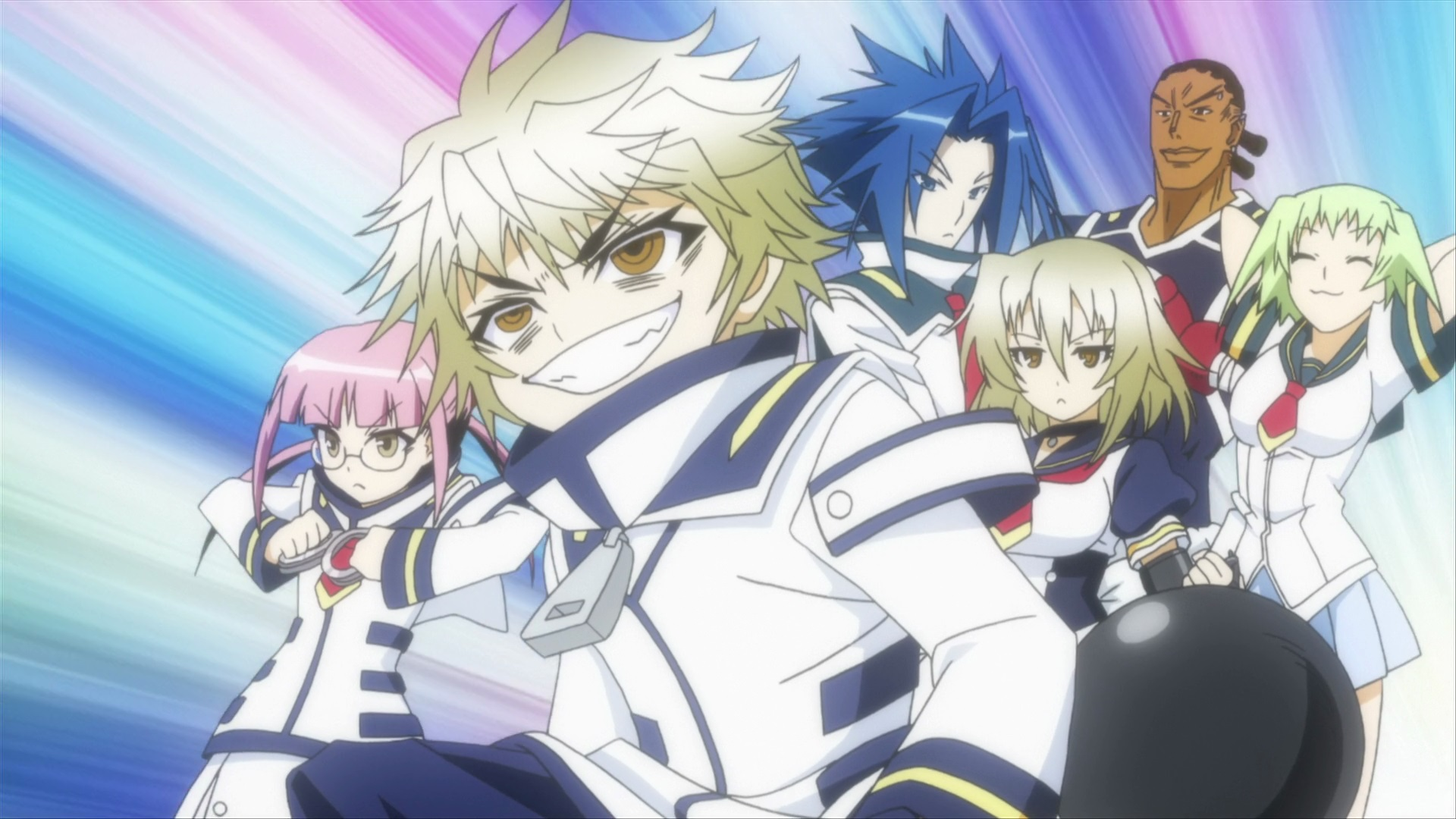 Medaka Box Images The Loser Team Hd Wallpaper And Background Photos