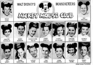 The Original Mickey topo, mouse Club
