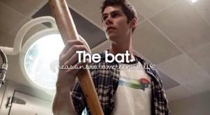 The bat <3 <3 <3