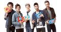 The boys for Nabisco. - one-direction photo