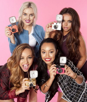 The girls for We Love Pop
