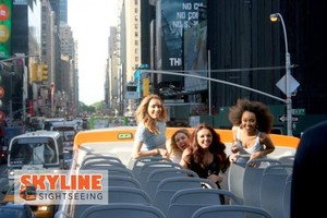 The girls in New York