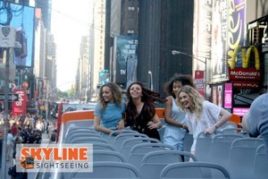The girls in New York