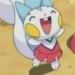 Third sign Pachirisu's a girl