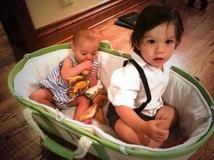 Thomas and Austin