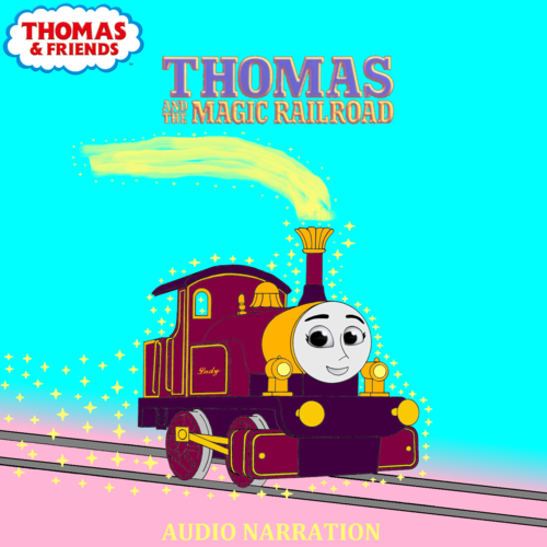 Thomas the Tank Engine wallpaper with anime titled Thomas and the Magic Railroad - Audio Narration