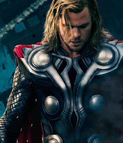 Rakshasa & friends wallpaper entitled Thor