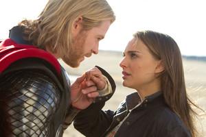 Thor and Jane(Thor 2011)