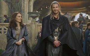 Thor and Jane,Thor:The Dark World