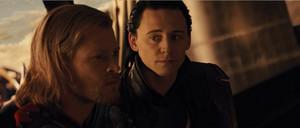 Thor and Loki (Thor 2011)