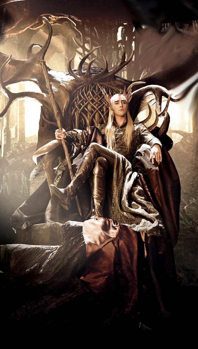 Thranduil troon