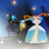pagkabata animado pelikula pangunahing tauhan babae litrato titled Thumbelina - Good vs. Bad