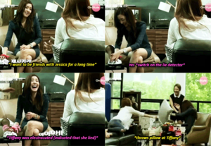Tiffany does not want to be Friends with Jessica