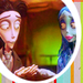 Together Forever - corpse-bride icon