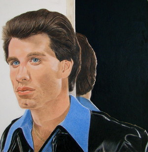 Tony Manero art