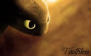 Toothless... So Majestic