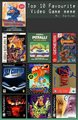 Top 10 Favourite Video Games - video-games photo
