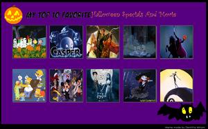 juu 10 Halloween sinema