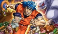 Toriko: Food-themed manga and anime series