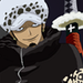 Trafalgar Law Icon - one-piece icon