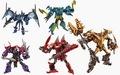 트랜스포머 4 Dinobots