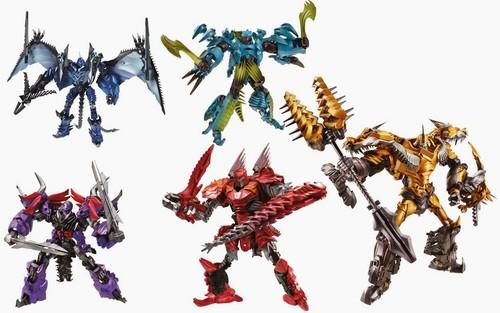 랜덤 바탕화면 called 트랜스포머 4 Dinobots