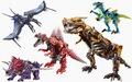 ট্র্যান্সফর্মার 4 Dinobots