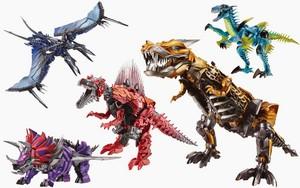 Người vận chuyển 4 Dinobots