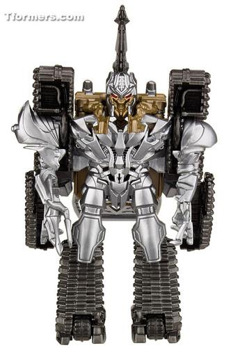 Transformers karatasi la kupamba ukuta called Transformers 4 Megatron