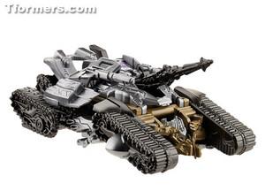 トランスフォーマー 4 Megatron