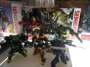 Transformers AOE Multipack