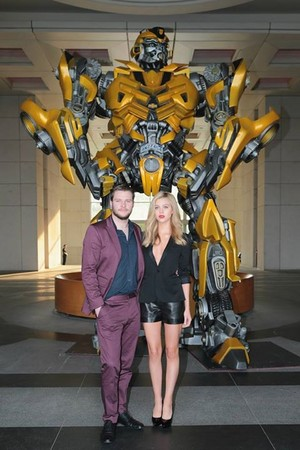 Transformers: Age Of Extinction - Hong Kong World Premiere