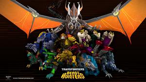 Người vận chuyển Prime: Beast Hunters Predacons
