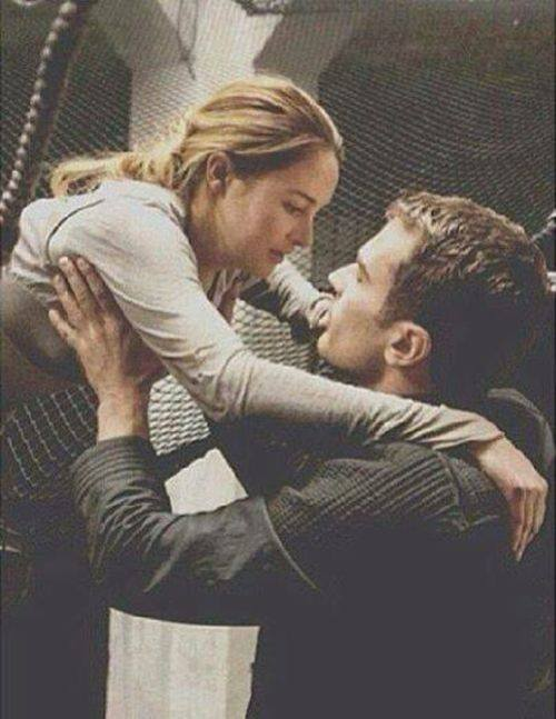 Tris and Four,Divergent - Mia444 Photo (37232126) - Fanpop