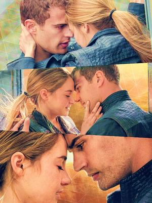 Tris and Tobias/Four,Divergent series