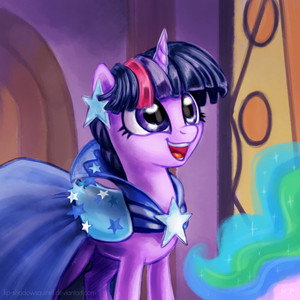 Twilight Sparkle Potrait